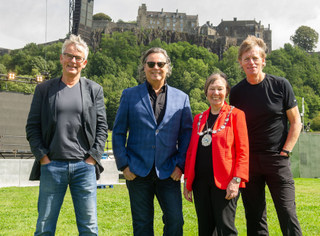 Provost with Runrig