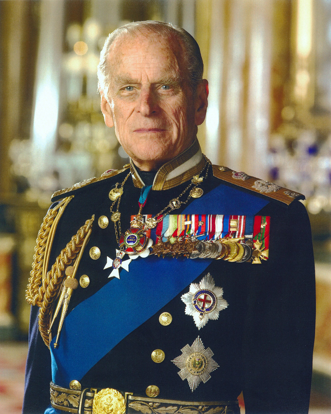 HRH The Duke of Edinburgh