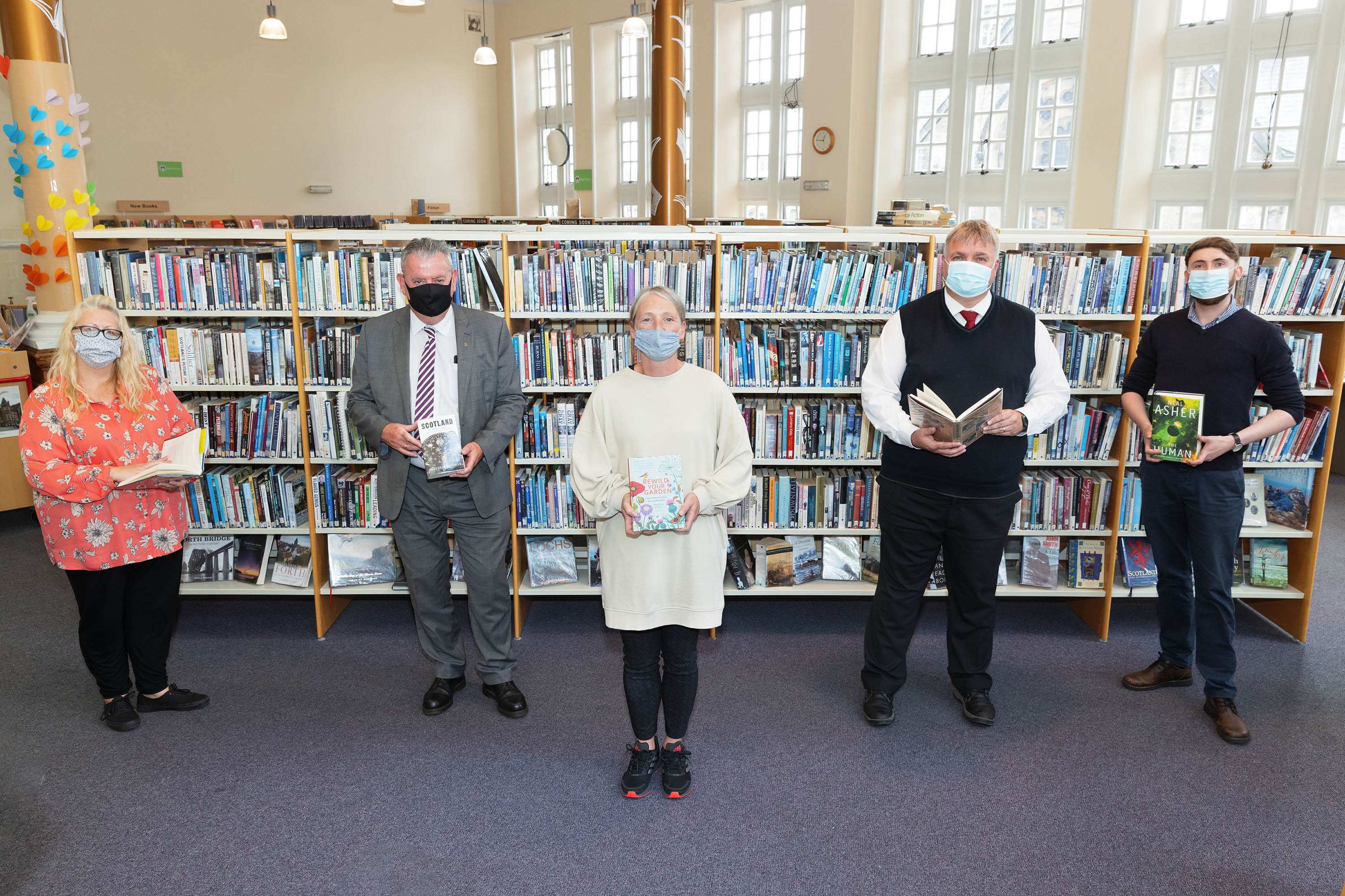 Stirling Libraries 4