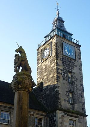 Tolbooth Building