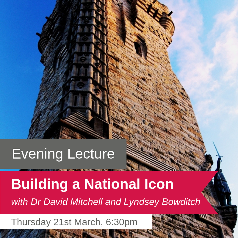 Building a National Icon - Evening Lecture