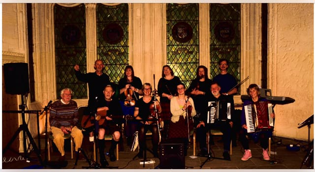 Riverside Ceilidh Band