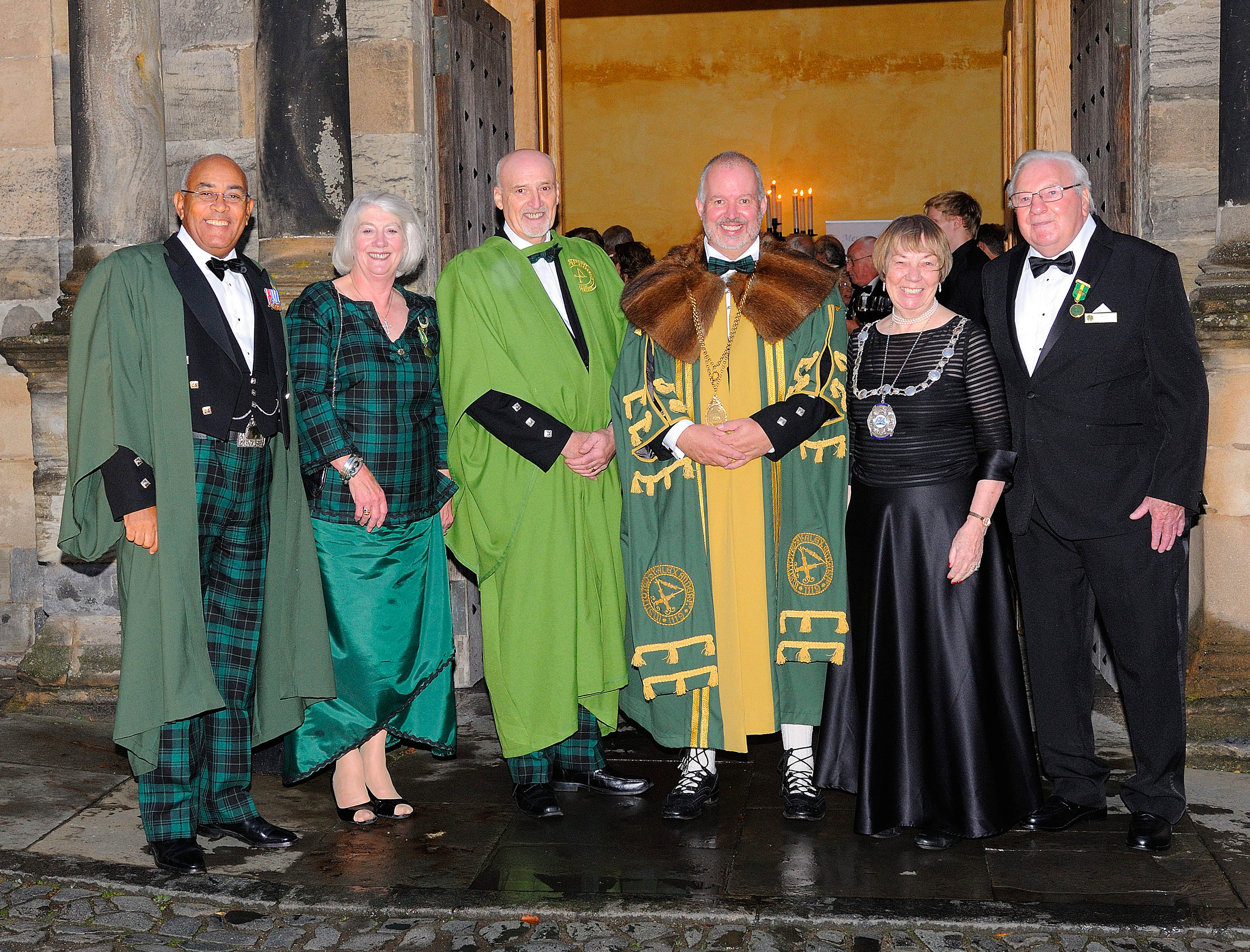 The Guildry's 900th anniversary celebrations at Stirling Castle